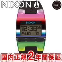 NIXON ニクソン THE COMP S コンプS 31mm メンズ/レディース腕時計 バハ NA...