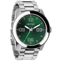 [THE CORPORAL SS]  NA3461696-00  Green Sunray グリーン...