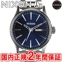 ニクソン 腕時計 メンズ NIXON THE SENTRY SS セントリーSS Blue Sunr...