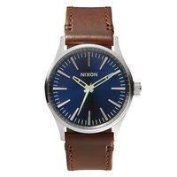 [THE SENTRY LEATHER] NA3771524-00 Blue/Brown ブルー/ブ...