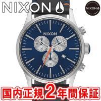 NIXON ニクソン THE SENTRY CHRONO LEATHER セントリークロノレザー メ...