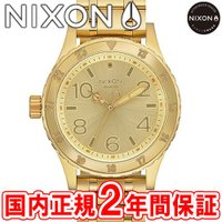 NIXON ニクソン THE38-20 腕時計 メンズ/レディース オールゴールド NA410502...