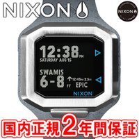 NIXON ニクソン THE ULTRATIDE ウルトラタイド メンズ腕時計 コンクリート NA4...