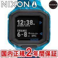 NIXON ニクソン THE ULTRATIDE ウルトラタイド メンズ腕時計 ウェーブス 4 ウォ...
