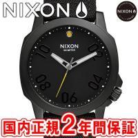 NIXON ニクソン THE RANGER 45 NYLON レンジャー45ナイロン メンズ腕時計 ...