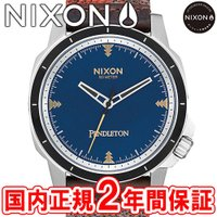 NIXON ニクソン THE RANGER OPS LEATHER レンジャーOPSレザー 45mm...
