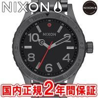 NIXON ニクソン THE 46 メンズ腕時計 オールガンメタル NA916632-00  ■備考...