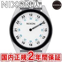 NIXON ニクソン THE GENESIS ジェネシス メンズ腕時計 ワンハンド ホワイト NA9...