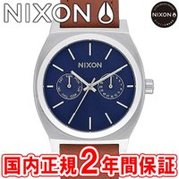 NIXON ニクソン THE TIME TELLER DELUXE LEATHER タイムテラーデラ...
