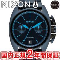 NIXON ニクソン THE ANTHEM CHRONO アンセムクロノ メンズ腕時計 オールダーク...