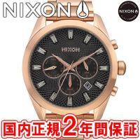 NIXON ニクソン THE BULLET CHRONO CRYSTAL バレットクロノクリスタル ...