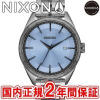 NIXON ニクソン THE MINX ミンクス レディース腕時計 シルバー/スカイ/ガンメタル N...