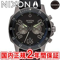 NIXON ニクソン THE RANGER CHRONO LATHER レンジャークロノレザー 44...