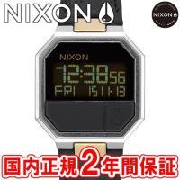 NIXON ニクソン THE RE-RUN LEATHER リ・ラン レザー デジタル メンズ/レデ...