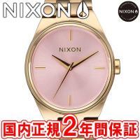 NIXON ニクソン THE IDOL アイドル レディース腕時計 ライトゴールド/ピンク NA95...