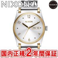 NIXON ニクソン THE JANE ジェーン 35mm レディース腕時計 シルバー/ゴールド N...