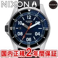 NIXON ニクソン THE DESCENDER SPORT ディセンダースポーツ メンズ腕時計 ブ...