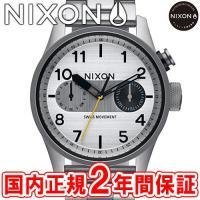 NIXON ニクソン THE SAFARI DELUXE サファリ デラックス 43mm メンズ腕時...
