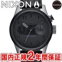 NIXON ニクソン THE SAFARI DELUXE LEATHER サファリ デラックス レザ...