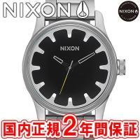 NIXON ニクソン THE DRIVER ドライバー メンズ腕時計 ブラック NA979000-0...