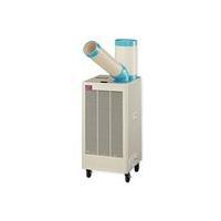 屋内どこでもスポット冷房!排気ダクト標準装備!排気を勢いよく屋外、天井に吹き上げるので周辺に熱がたま...