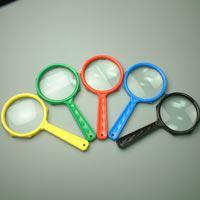 ガラスレンズ製サイズは2種類   ■品名:ファンシールーペ50(天眼鏡) ■品番:lf-50 ■レン...