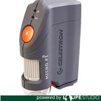 生産加工用品 光学・精密測定機器 マイクロスコープ ●コンパクトボディにWi-Fiが搭載しておりカメ...
