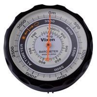 現在の標高(高度)を測定するための機器で、主に登山時や航空機などで使われます。   ■高度計方式:ア...