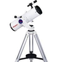 天体望遠鏡集光力に優れる口径130mmの反射式鏡筒を搭載しています。星雲や星団など、淡い天体の観測に...