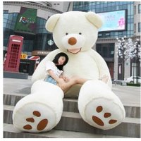 ぬいぐるみ 特大 くま/テディベア 可愛い熊 動物 大きいコストコ クマ ぬいぐるみ250cm|lovesound|08