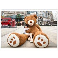 ぬいぐるみ 特大 くま テディベア アメリカCostCo 巨大 くま ぬいぐるみ 熊 縫い包み 160cm|lovesound|13