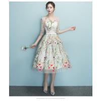ウェディングドレス♪高級ウエディングドレス格安.激安お花嫁ドレス結婚式/二次会/パーディ-//花嫁♪|lovesound