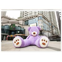 ぬいぐるみ 特大 くま テディベア 巨大 くま ぬいぐるみ 熊 縫い包み130cm|lovesound|10
