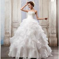 ディングドレス背中空き花嫁ドレス ウェディングドレス 5から10日出お手元に届きます。