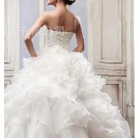 6f17775173627 ... 超人気編み上げタイプ豪華な ウェディングドレス背中空き花嫁ドレス ウェディングドレス ウエディングドレス