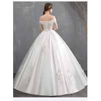 ウェディングドレス ウエディングドレス プリンセスライン 結婚式 花嫁 ロングドレス 披露宴 二次会|lovesound|03