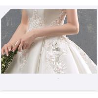 ウェディングドレス ウエディングドレス プリンセスライン 結婚式 花嫁 ロングドレス 披露宴 二次会|lovesound|05