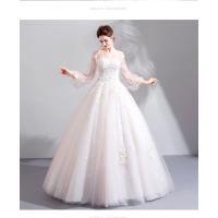 2437cb599382c 超豪華なロングトレーン♪ロングトレーン♪ウェディングドレス♪高級ウエディングドレス格安 ...