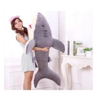 ぬいぐるみ サメ ぬいぐるみ 特大 70cm サメ抱き枕/鮫ぬいぐるみ/子供プレゼント/お祝い/ふわふわぬいぐるみ サメ|lovesound