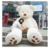 ぬいぐるみ 特大 くま/テディベア 可愛い熊 動物 大きいコストコ クマ ぬいぐるみ200cm|lovesound|02