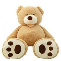 ぬいぐるみ 特大 くま/テディベア 可愛い熊 動物 大きい くまぬいぐるみコストコ クマ ぬいぐるみ (2m)|lovesound|02