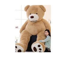 ぬいぐるみ 特大 くま/テディベア 可愛い熊 動物 大きいコストコ クマ ぬいぐるみ330CM|lovesound