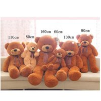 ぬいぐるみ 特大 くま/テディベア 可愛い熊 動物 大きい クマ ぬいぐるみ 140cm|lovesound|05