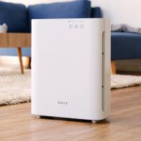 キレイな空気で深呼吸。ハイスペックなデザイン空気清浄機です。 サイズ:幅32.4x奥行x高さ40.9...