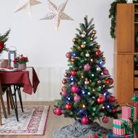 「大人の甘さ」が美しい、クリスマスツリーセット【150cm】です。 ■サイズ:幅102x奥行102x...