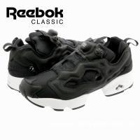 Reebok INSTA PUMP FURY OG リーボック インスタ ポンプ フューリー OG BLACK/WHITE メンズ スニーカー v65750