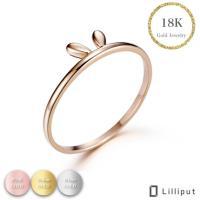 リング 重ね着け 指輪 ring レディース 18k K18 18金 gold 金 華奢 ゴールド 高品質 誕生石 ハート 結婚式 大人可愛い CZ プレゼント ギフト 送料無料