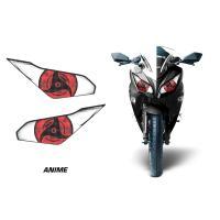 商品詳細  AMR Racing ヘッドライト アイ グラフィック デカール ステッカー ANIME...