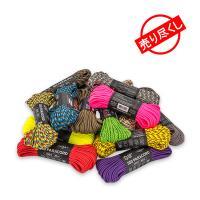 アトウッド Atwood パラコード パラシュートコード 100フィート 4mm × 30m 550100 PARACORD 7 STRAND 550LB. PARACHUTE CORD 100ft (30m) アウトドア ロープ