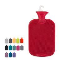 【あすつく】 ファシー Fashy 湯たんぽ ハイブリッドボトル (2L) 6442 Hot water bottle 64001.6 暖房 節電 防寒